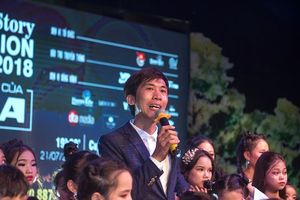 Dàn nhóc tỳ Vĩnh Phúc sải bước catwalk ở Love Story Fashion Show cực đỉnh