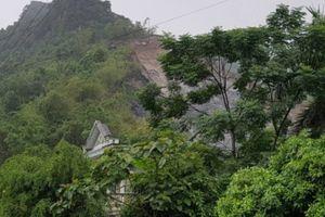 Phú Thọ: Người dân nơm nớp lo sợ hoạt động nổ mìn khai thác đá của Công ty Thắng Lợi