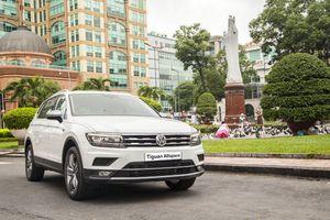 Volkswagen Tiguan Allspace - xe Đức giá rẻ nhất đã có mặt tại Việt Nam