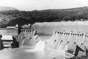 Kinh hoàng kế hoạch phá đập nước nhấm chìm Đức của Đồng Minh