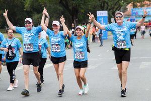 Khởi động giải marathon quốc tế TP.HCM 2019