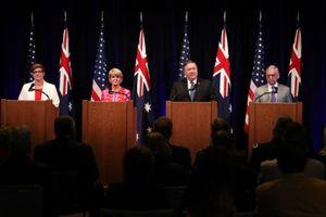 Ngoại trưởng Mỹ tin các nước Nam Thái Bình Dương không về phe Trung Quốc
