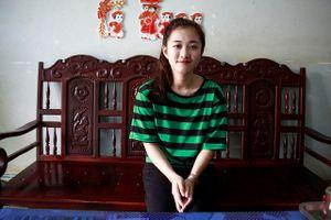 Nữ sinh bị cưa chân oan đậu Đại học Luật