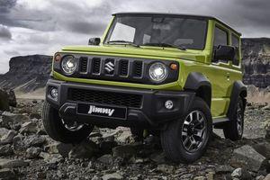 Ô tô hộp diêm Suzuki Jimny liệu có 'cửa sống' ở Việt Nam?