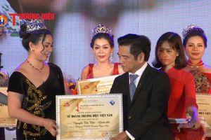 Doanh nhân Nguyễn Thị Thứ xuất sắc đăng quang danh hiệu - Nữ hoàng thương hiệu Ruby
