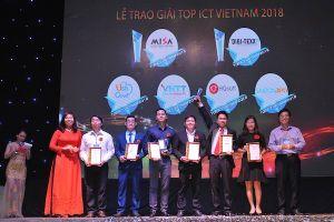 Top ICT Việt Nam 2018: Tốp đầu doanh nghiệp có sự bứt phá về doanh thu
