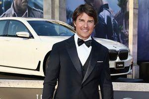 Phong cách thời trang nam tính của siêu sao Tom Cruise