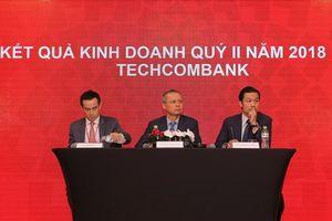 Giải mã lợi nhuận 'khủng' 6 tháng hơn 5.000 tỉ đồng của Techcombank