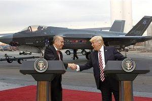 Tướng Thổ hoan nghênh việc Mỹ dừng bàn giao F-35