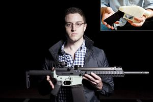 Báo động thời đại súng in 3D