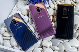 Galaxy S9 bán tệ nhất dòng Galaxy S của Samsung