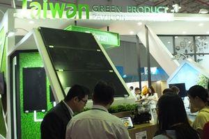 Đài Loan mang công nghệ môi trường xanh đến triển lãm tại Việt Nam
