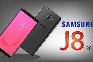 Samsung Galaxy J8: Giá đắt chưa sắt ra miếng