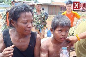 Vụ vỡ đập thủy điện Lào: Những ánh mắt ám ảnh sau đại hồng thủy
