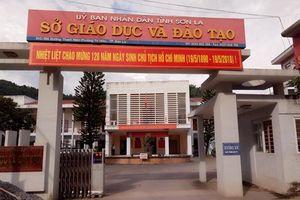 Khởi tố vụ án liên quan đến việc sửa điểm thi ở Sơn La