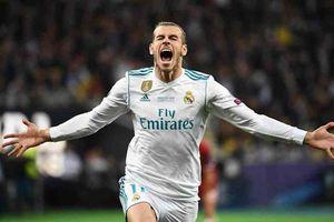 Real hy vọng vào 'dải ngân hà' với Gareth Bale