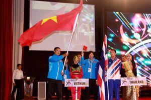 Những ấn tượng tại Đại hội thể thao học sinh Đông Nam Á lần thứ 10