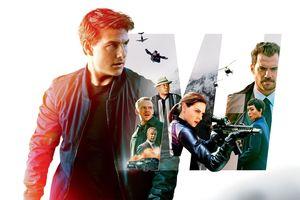 'Nhiệm vụ bất khả thi - Sụp đổ': Điểm 10 cho Tom Cruise