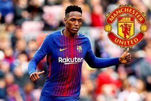 M.U quyết tậu 'người khổng lồ' của Barcelona