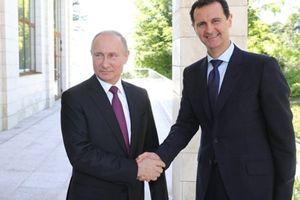 Tổng thống Syria mời quân đội Nga ở lại lâu dài