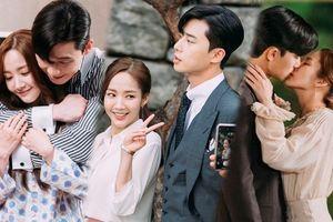 Loạt khoảnh khắc ngọt ngào của Park Seo Joon - Park Min Young trong 'Thư ký Kim' - Fan muốn tin họ không hẹn hò cũng khó