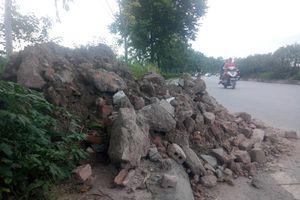 Phú Đô – Hà Nội: Nhức nhối nạn đổ trộm rác, phế thải