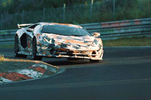 Lamborghini Aventador SVJ phá kỷ lục tại trường đua Nürburgring