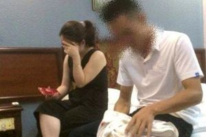 Cô giáo vào nhà nghỉ với CSGT đang ly thân chồng?