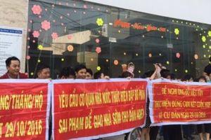 Công ty Bất động sản Tân Bình bị đình chỉ hoạt động xây dựng 6 tháng