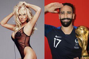 'Bom sex' Pamela Anderson sắp kết hôn với cầu thủ Pháp kém 19 tuổi