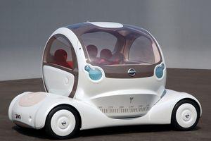 10 concept xe Nhật kỳ quặc nhất được hiện thực hóa