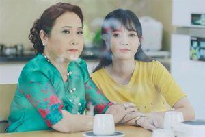 Thanh Hằng đóng vai bà nội