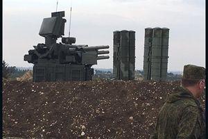 Vũ khí nguy hiểm hơn S-400 tiếp tục lập công tại Syria