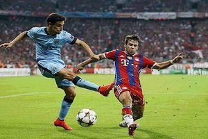 Lịch sử đối đầu Bayern Munich-Man City trước lượt đấu Cúp ICC rạng sáng mai 29.7