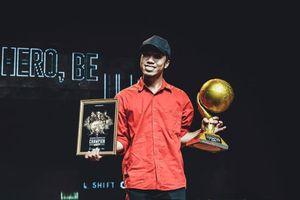 Trần Thái Sơn vô địch giải Beatbox châu Á