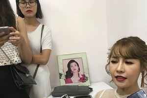 Người mẫu Quế Vân: 'Tôi có tình cảm với Việt Anh chứ'!