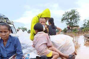 Vỡ đập thủy điện ở Lào: Nước mắt và những con số đau lòng