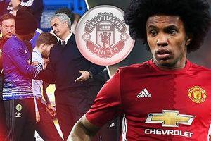 Thể thao 24h: Chelsea sẵn sàng bán Willian cho MU?