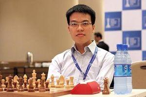 Quang Liêm nhận thất bại đầu tiên tại giải Siêu đại kiện tướng