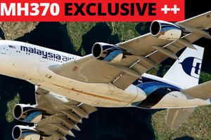 Nóng: Phát hiện vị trí chính xác của máy bay MH370
