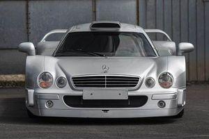 Không phải Bugatti - Mercedes CLK GTR mới là xe đắt nhất