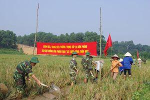Trường Trung cấp 24 Biên phòng: Nhiều hoạt động ý nghĩa trong 'Chiến dịch tình nguyện Hè'