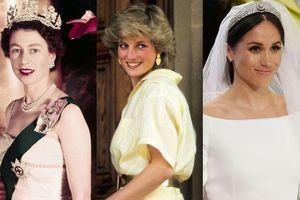 Trở về quá khứ tìm lại những kiểu tóc Hoàng gia gây sốt một thời