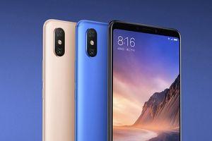 Xiaomi Mi Max 3 cập bến Việt Nam, giá 6,19 triệu
