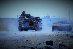 Xem 'Hổ Syria' nghiền nát IS, giải phóng loạt cứ địa chiến lược ở Daraa