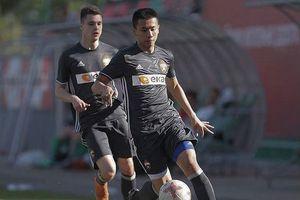 Tài năng trẻ gốc Việt của CSKA Mowscow khoác áo U19 Trung Quốc
