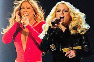 Mariah Carey 'đào mộ' ảnh chụp cùng Britney Spears: ca khúc kết hợp của cả hai đang đến rất gần!