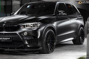 Chiêm ngưỡng BMW X5 M của hãng độ Auto-Dynamics