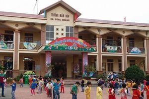 Trường MN Đông Hoàng: Lá cờ đầu trong nâng cao chất lượng dạy và học