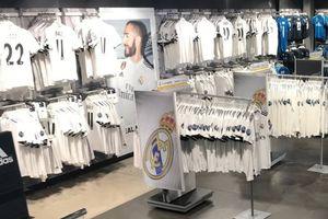 Thời kỳ hậu Ronaldo, áo đấu nào ở Real bán đắt hàng nhất?